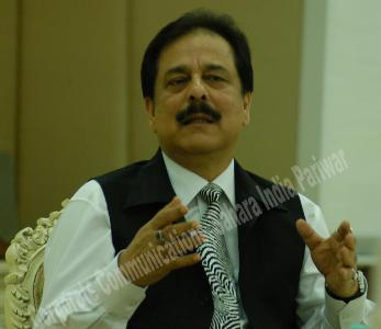 Subrata Roy moved back to Tihar jail cell