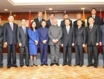 Modi pitches for 'Make in India' to top Chinese CEOs