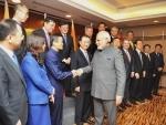 PM Modi's keynote address at India-China business forum