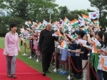 NRIs now want to go back to India : Modi tells Indians in South Korea