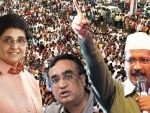Maken challenges Kejriwal for debate