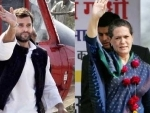Sonia, Rahul likely to meet President today over rising intolerance