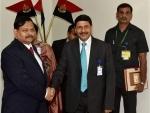 New Delhi: 41st BSF-BGB Director General level Border Coordination Conference under progress