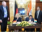India, Germany sign agreements for furthering cooperation in field of science & technology