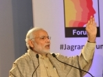 PM Modi addresses Jagran Forum, pitches for importance of awareness in democracy