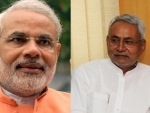 As PM Modi arrives in Bihar CM Nitish greets him with political bombardment
