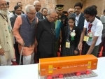 Constructive use of creative minds can free Indian society from many problems we face today, says President