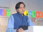 Tharoor slams media, calls some reporters 'self appointed liars'