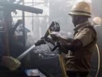 Fire guts part of Kolkata's iconic New Market