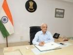 Om Prakash Rawat assumes charge as new EC