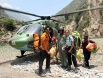 Nepal: French trekkers rescued by Indian Army