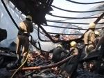 Kolkata: New Market fire brought under control