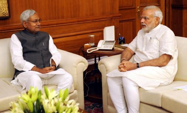By abusing me Nitish Kumars are insulting the Biharis: PM Modi