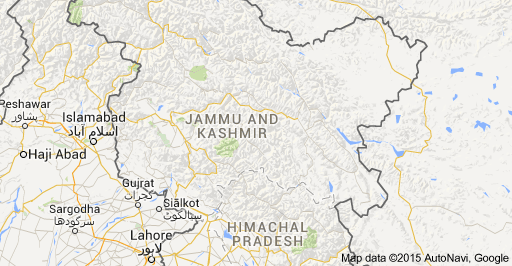 Militant turned cops flee with service rifles in Jammu region