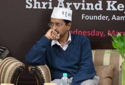 EC censures AAP supremo Arvind Kejriwal