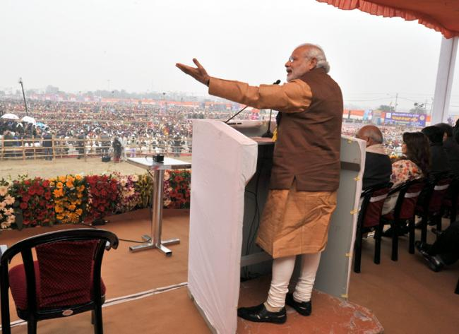 I beg for the lives of daughters: Modi