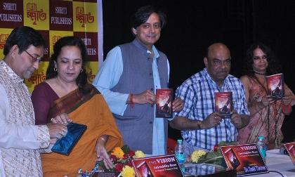 Sunanda death: Shashi Tharoor quizzed again