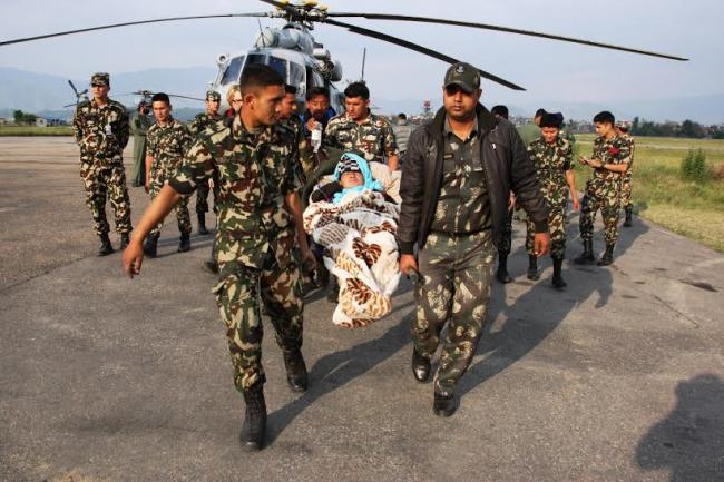 Nepal Army vs Indian Army Nepal Quake Iaf Indian Army