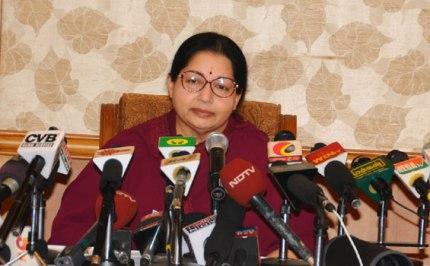 Jayalalithaa to file nomination today