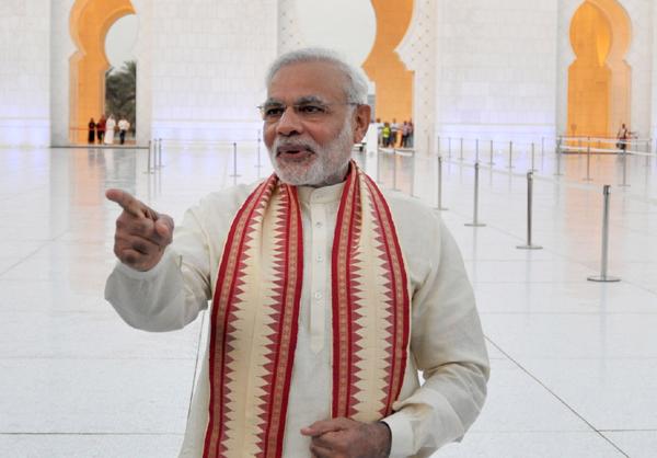 PM Modi to address 50,000 in Dubai today