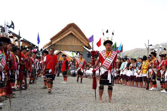 Nagaland: Enduring Troubles