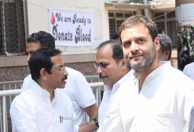 RSS defamation case : Rahul Gandhi gets bail from Assam local court