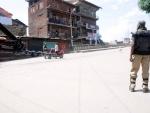 Indian forces arrest Pakistani spy in Kashmir