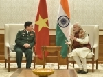 General Ngo Xuan Lich, Defence Minister of Vietnam, calls on PM