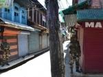 Kashmir : Militant killed in encounter,operation going on