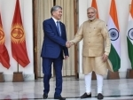India and Kyrgyz Republic sign six business agreements on Tuesday