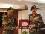 Dalbir Singh visits Northern Command Headquarters