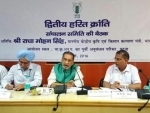 Need to rehabilitate the water logged areas through integrated farming system approach: Singh