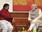 Kejriwal accuses Modi Govt of mega splurge on publicity