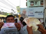 Demonetisation effect: Long queues in front of banks to change old notes