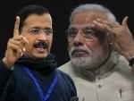 Kejriwal accuses BJP of arresting development in Delhi