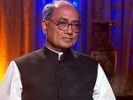 Digvijaya Singh takes a dig at Pakistan
