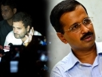 Rahul does not have guts to expose anything against Modi: Kejriwal