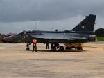 Tejas: MS Dhoni congratulates IAF