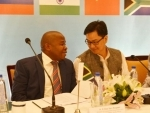 Rijiju inaugurates the BRICS meeting on Disaster Risk Reduction in Udaipur