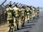 BSF seizes silver granules