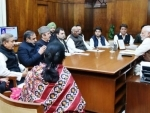 Upset over Rahul's meet with Modi, opposition parties pull put of protest