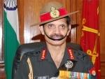 Gen Dalbir Singh visits forward areas of Uttarakhand