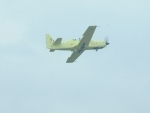 Indigenous trainer aircraft makes inaugural flight, Defence Minister congratulates HAL