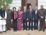 Vietnam's Parliamentary delegation meets Sonia Gandhi,Rahul Gandhi