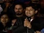 Kanhaiya Kumar detained
