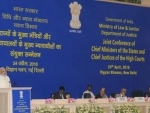 PM Modi addresses Joint Conference of Chief Ministers and Chief Justices