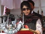 Mehbooba expresses anguish over loss of lives in cross-border shelling in J&K