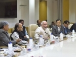 """PM attends NITI Aayog's interaction with economists on """"Economic Policy – The Road Ahead"""""""