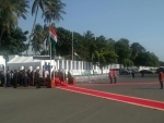 Ceremonial welcome given to PM Modi at Tanzania