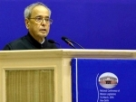 President Mukherjee greets Sweden on the eve of its national day
